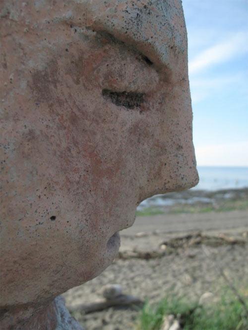 Những tác phẩm kì lạ bên dòng sông ở Canada - 8