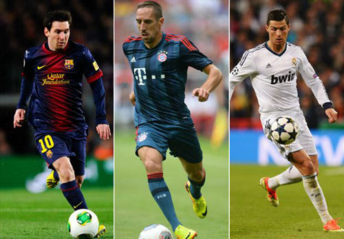 QBV 2013: Màn tăng tốc của Ronaldo - 2