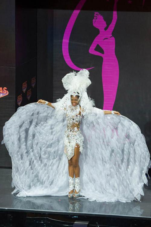 Ngợp vì váy dân tộc tại Miss Universe - 6