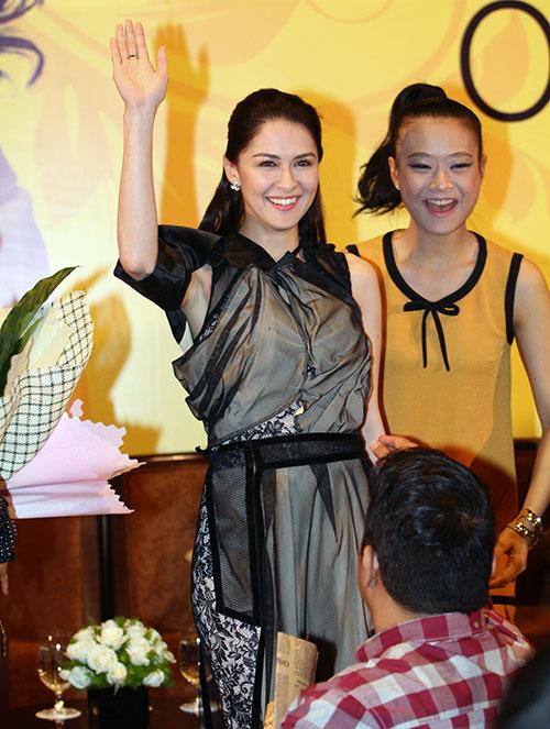 Cận cảnh nhan sắc mỹ nhân đẹp nhất Philippines - 16