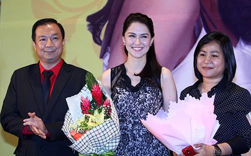 Cận cảnh nhan sắc mỹ nhân đẹp nhất Philippines - 12