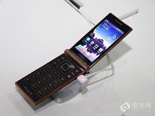 Samsung W2014 nắp gập chạy chip Snapdragon 800 - 1