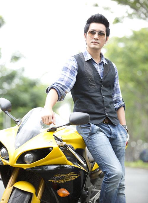 Nguyễn Phi Hùng nóng bỏng bên mẫu Tây - 6