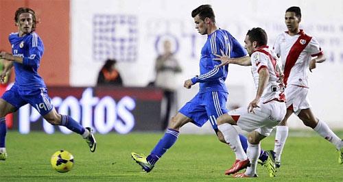 Bale: Vua kiến tạo mới của Real - 1