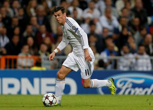 Bale: Vua kiến tạo mới của Real - 2