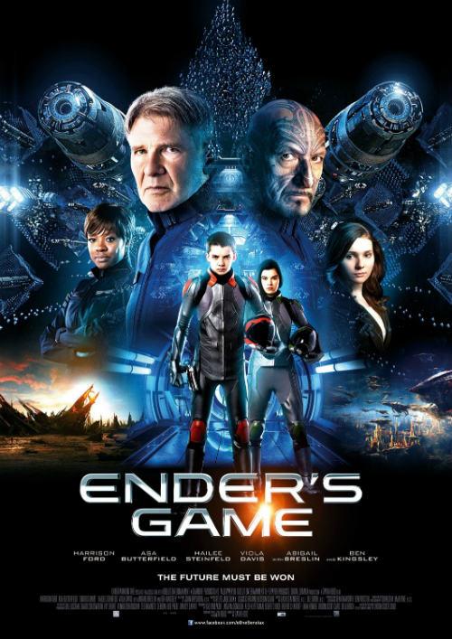 """Ender's Game - bom tấn """"phân biệt giới tính"""" - 2"""