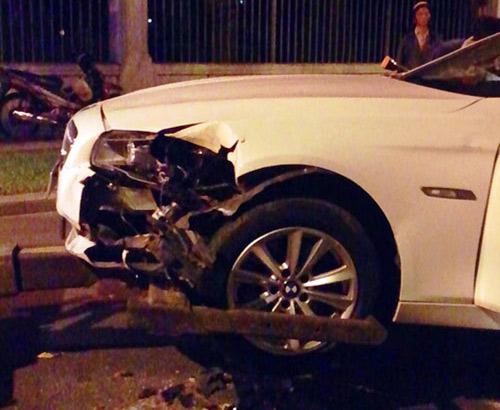 Công an xác nhận Hoàng Yến lái xe gây nạn - 1