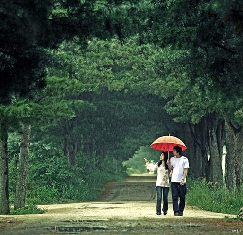 Nhật ký mưa và em - 1