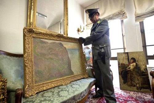 Đức phát hiện kho báu nghệ thuật 1 tỉ USD - 1