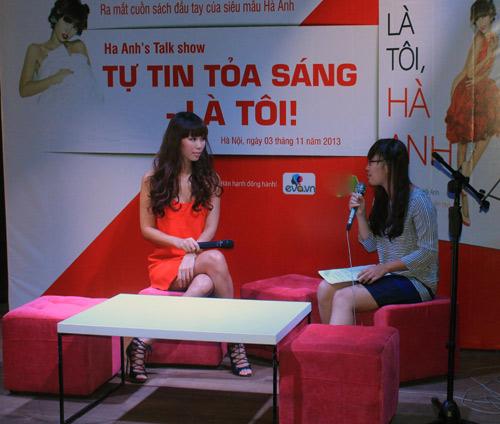 Hà Anh gợi cảm bên Kathy Uyên - 6