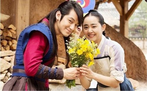 5 bí mật về mối tình Kim Bum, Moon Geun Young - 3