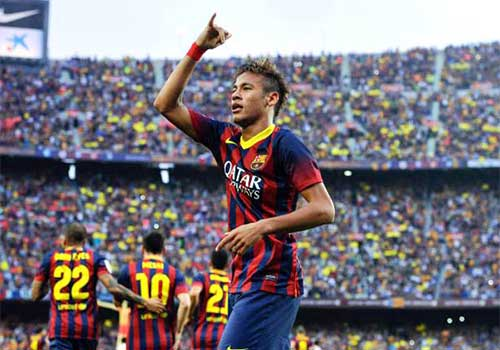 Neymar: Thủ lĩnh mới của Barca - 1