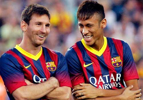 Neymar: Thủ lĩnh mới của Barca - 2