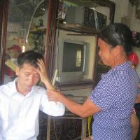 10 năm tù oan: Nước mắt ngày trở về
