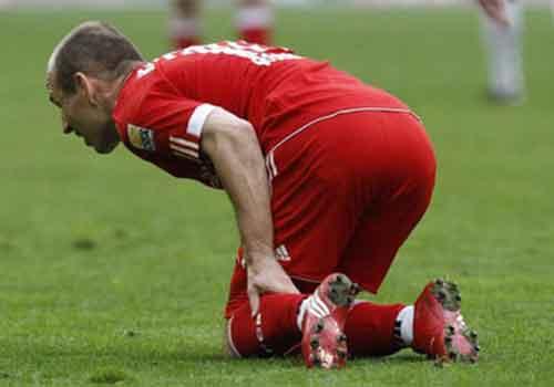 HOT: Robben lỡ trận gặp Viktoria Plzen - 1
