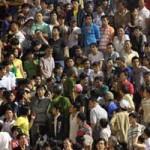 """Bóng đá - Hình ảnh """"choáng"""" ở trận CK của U23 VN"""