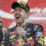 Xếp hạng đua xe F1 - BXH&KQ Abu Dhabi 2013: Vettel nếu có thể hãy vượt qua anh?