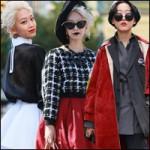 Thời trang - Gái Hàn những ngày chớm đông