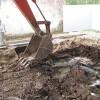 Vụ chôn thuốc sâu: Đưa chất thải đi xử lý