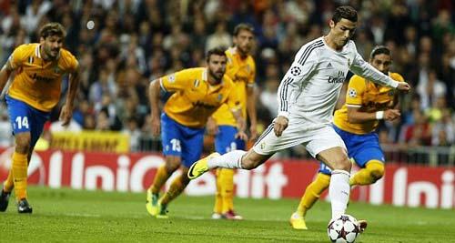 Real tới Turin và chơi tấn công! - 2