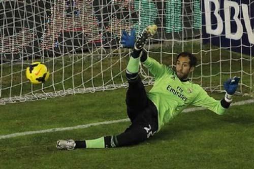 Real tới Turin và chơi tấn công! - 1