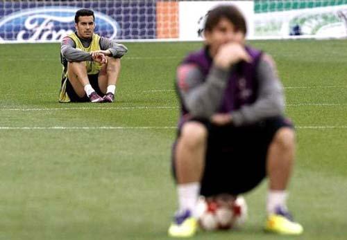 Messi sẽ sớm ghi bàn trở lại - 1