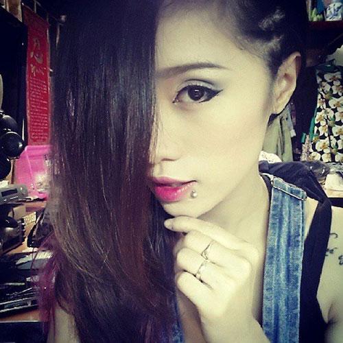 Cô gái Việt với 5 điểm xỏ khuyên táo bạo - 4