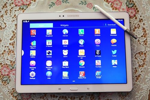 Ra mắt Galaxy Note 10.1 phiên bản 2014 giá 13,99 triệu đồng - 1