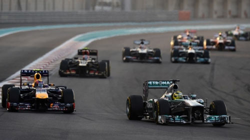F1 - Abu Dhabi GP: Phía sau vạch đích - 1