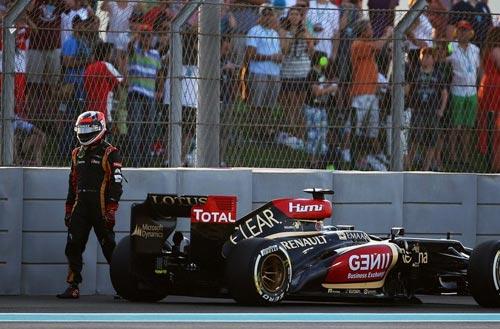 F1 - Abu Dhabi GP: Phía sau vạch đích - 2