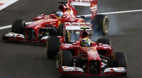 F1 - Abu Dhabi GP: Phía sau vạch đích - 3