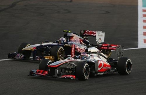 F1 - Abu Dhabi GP: Phía sau vạch đích - 4