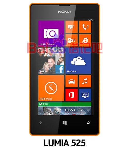 Nokia Lumia 525 giá mềm xuất đầu lộ diện - 1