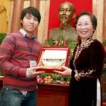 Giáo dục - du học - Chàng sinh viên Việt Nam được tôn vinh tại Mỹ