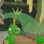 Video Clip Cười - Phim hoạt hình Angry Birds Toons: Chiếc vương miệng