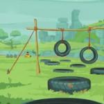 Video Clip Cười - Phim hoạt hình Angry Birds Toons: Tập luyện