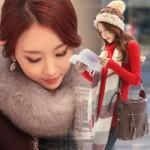 Bí quyết mặc đẹp - Phụ kiện ấm áp cho ngày đông giá lạnh