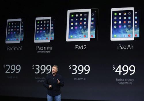 Apple tốn bao nhiêu tiền để làm iPad Air - 2