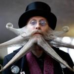 Phi thường - kỳ quặc - 300 quý ông khoe râu lập dị