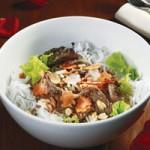 Ẩm thực - Biến tấu bữa ăn gia đình với món bún bê thui