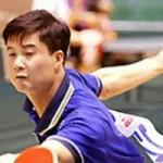"""- Dấu ấn Sea Games: Tay vợt """"vàng"""" Vũ Mạnh Cường"""