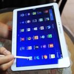 Trên tay Samsung Galaxy Note 10.1 đời 2014