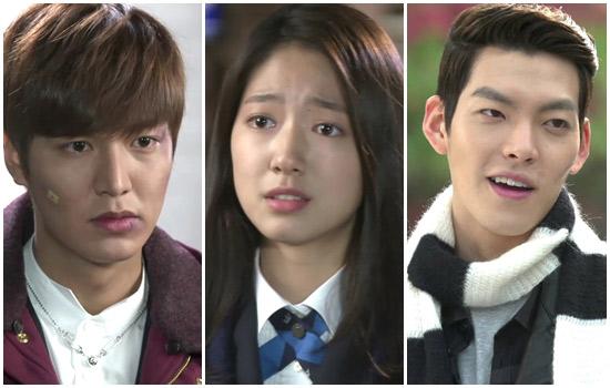 """Lóa mắt biệt thự """"người thừa kế"""" Lee Min Ho - 2"""