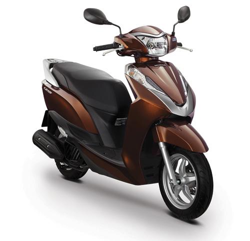 Honda Việt Nam sẽ ra mắt thêm nhiều xe mới trong năm 2015