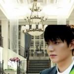 """Phim - Lóa mắt biệt thự """"người thừa kế"""" Lee Min Ho"""