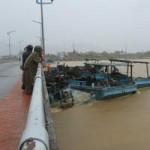 Tin tức trong ngày - Khánh Hòa: Cả chục sà lan mắc kẹt dưới gầm cầu
