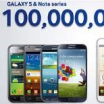 Samsung kỳ vọng bán 100 triệu chiếc Note và Galaxy S