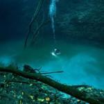 Du lịch - Bí ẩn dòng sông ngầm dưới đáy biển