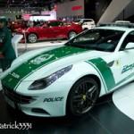 """Ô tô - Xe máy - Mê mẩn trước dàn xế """"khủng"""" của cảnh sát Dubai"""