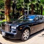 Ô tô - Xe máy - Rolls-Royce Phantom Rồng dạo phố Sài Gòn